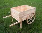 display garden wagon